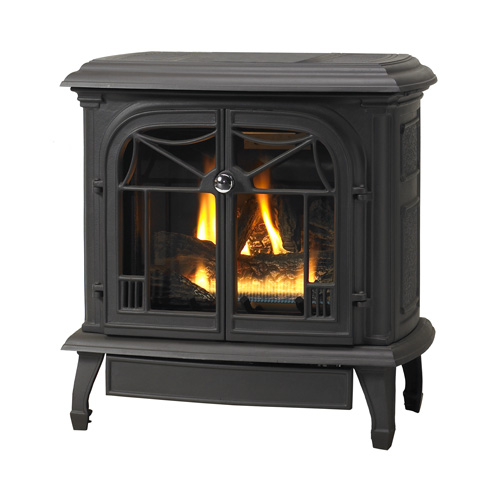 Do wood pellet stoves need an exhaust? Are there vent less wood