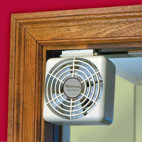 Room to Room Doorway Fan